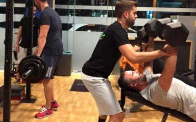 Total Body Training vs. Body Part Splits Β Μερος